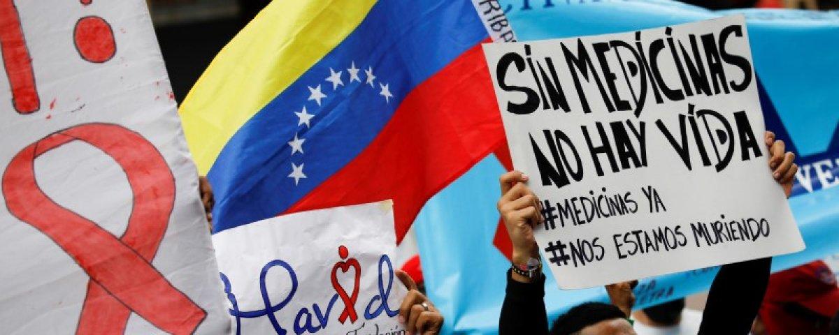 """""""La crisis en Venezuela es un riesgo de salud pública para ..."""